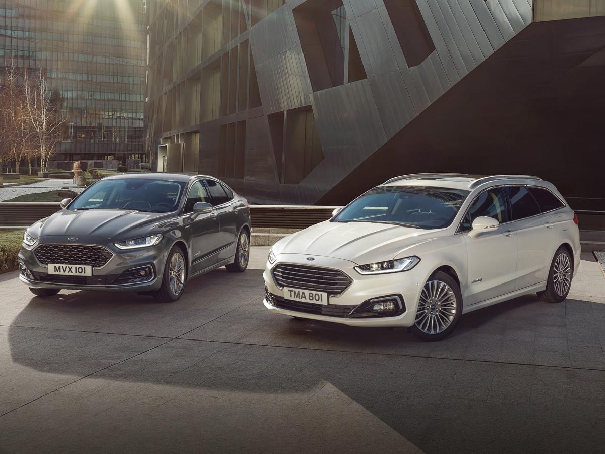 Обновлённый Ford Mondeo изменился внешне и стал гибридом